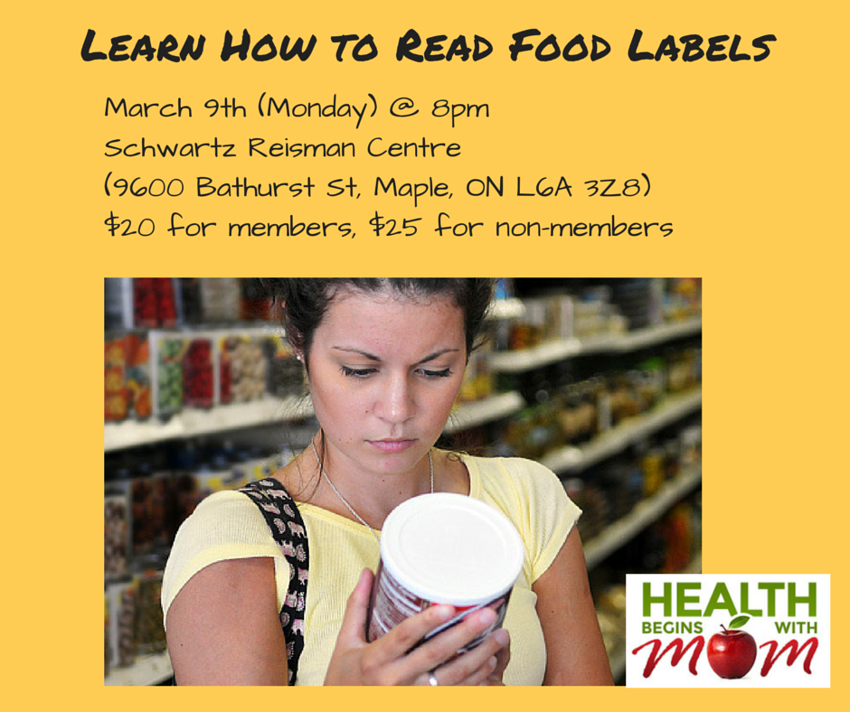 how to read food labels nz