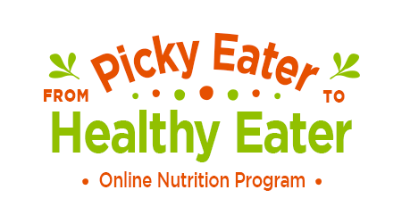 from picky eater to healthy eater